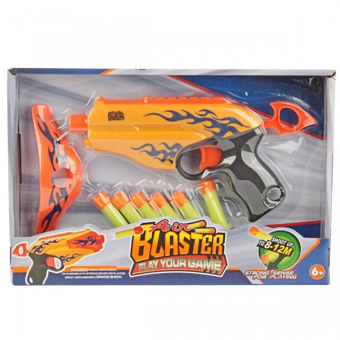 Игрушечное оружие Veld CO Пистолет с мягкими пулями 67915