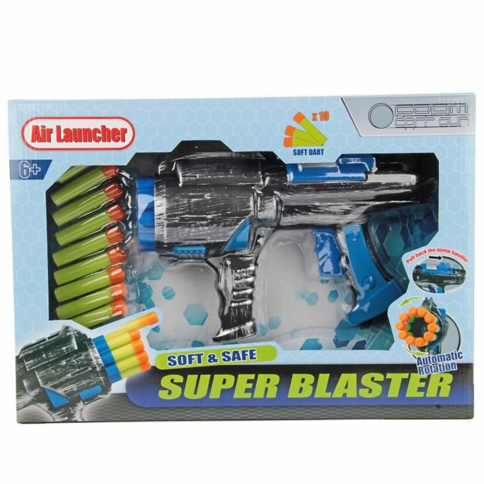 Игрушечное оружие Veld CO Пистолет с мягкими пулями 67916