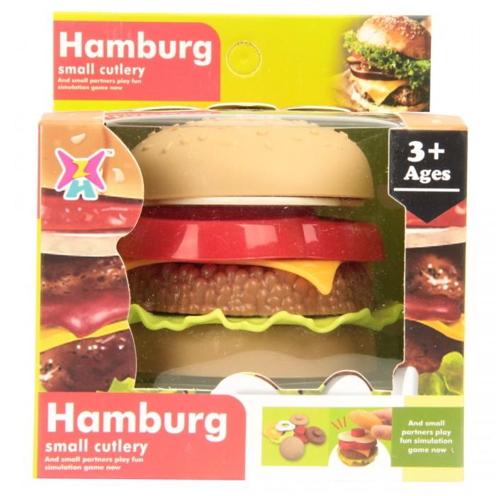 Ролевые игры Veld CO Продукты для кукол Гамбургер ролевые игры veld co набор парикмахер для питомца