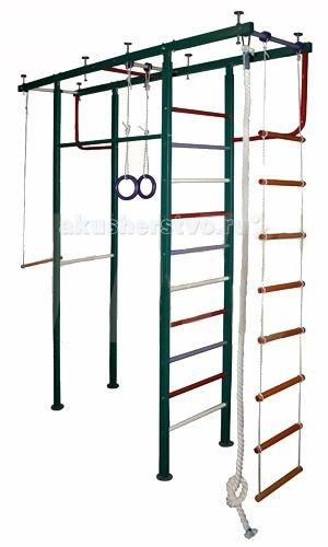 Вертикаль 4М Детский спортивный комплекс, Шведские стенки - артикул:55996