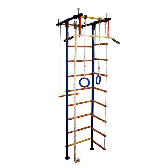 Вертикаль Детский спортивный комплекс Юнга 2.1Д (турник широкий хват)