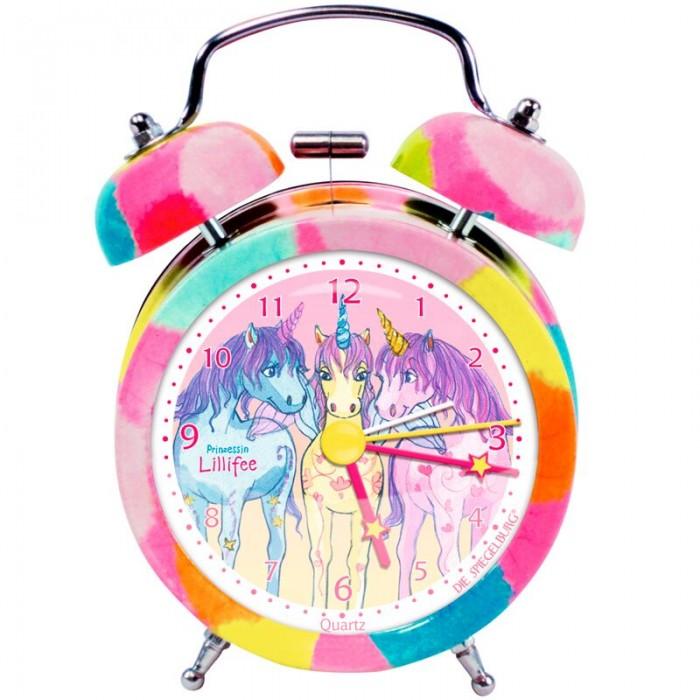 Часы Spiegelburg Будильник Prinzessin Lillifee