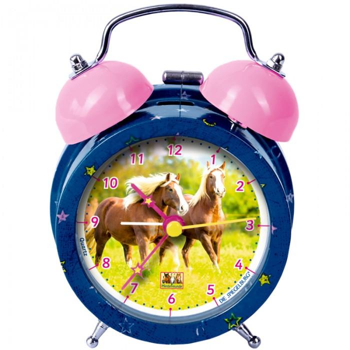 Часы Spiegelburg Будильник Pferdefreunde, Часы - артикул:560456