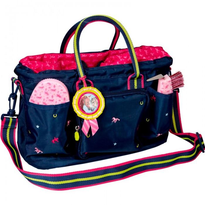 Сумки для детей Spiegelburg Спортивная сумка Pferdefreunde fenix удобная спортивная фара