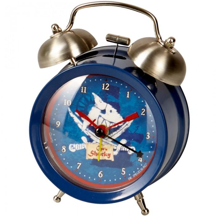 Часы Spiegelburg Будильник Captn Sharky, Часы - артикул:560641