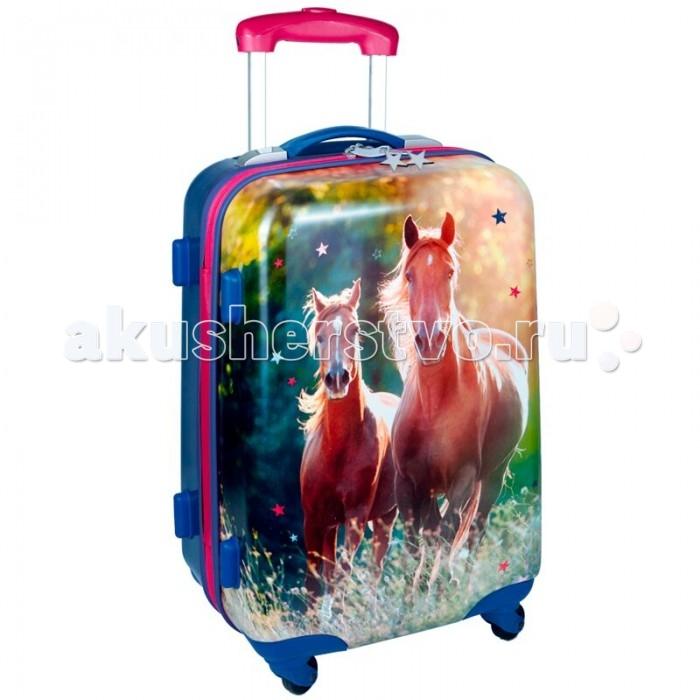 Детские чемоданы Spiegelburg Чемодан Pferdefreunde