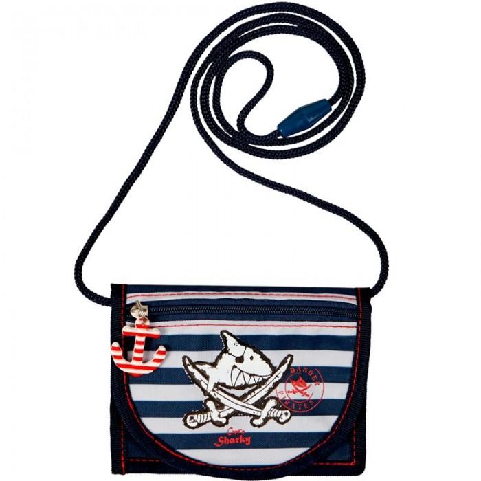 сумки для детей spiegelburg сумка capt n sharky 11450 Сумки для детей Spiegelburg Портмоне Capt'n Sharky 14201