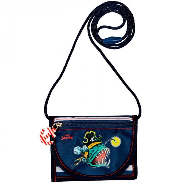 сумки для детей spiegelburg сумка capt n sharky 11450 Сумки для детей Spiegelburg Портмоне Capt'n Sharky 14396