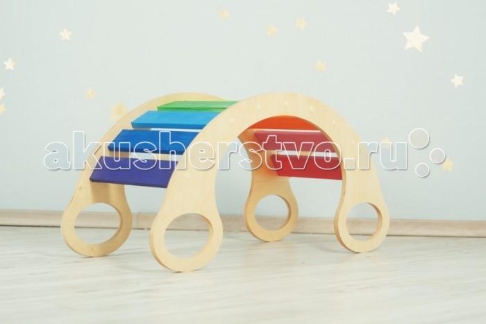 Качалки-игрушки Песчаная Фантазия Радуга, Качалки-игрушки - артикул:560851