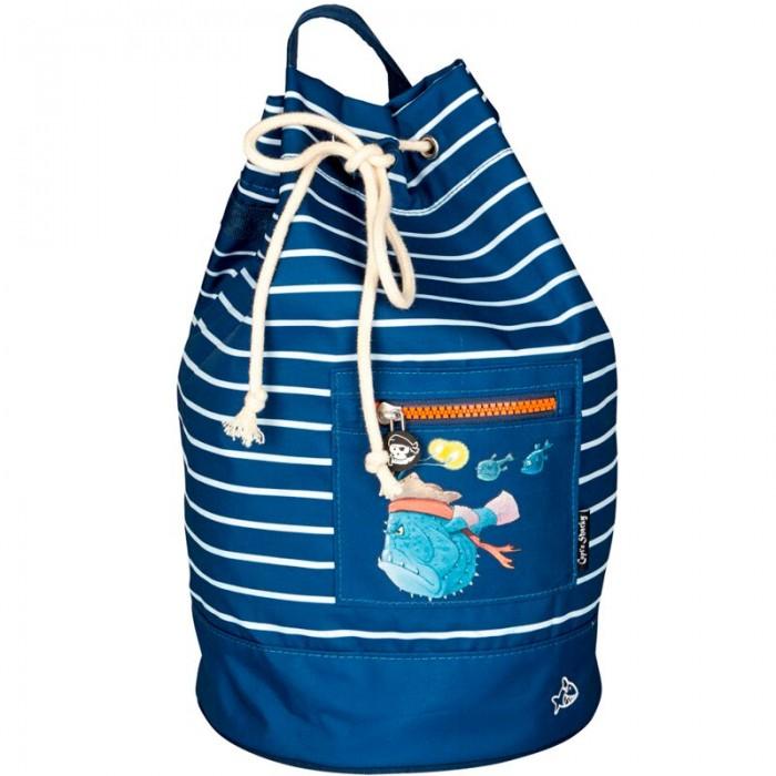 школьные рюкзаки Школьные рюкзаки Spiegelburg Морской рюкзак Captn Sharky