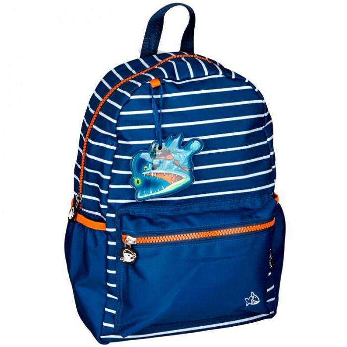 Купить Школьные рюкзаки, Spiegelburg Рюкзак Capt'n Sharky с LED-подсветкой