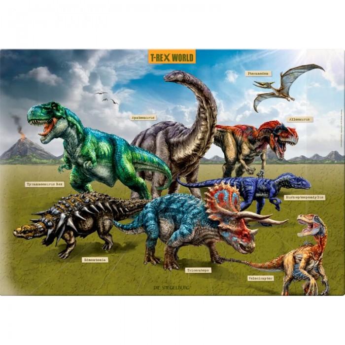 Канцелярия Spiegelburg Подложка для письменного стола T-Rex World