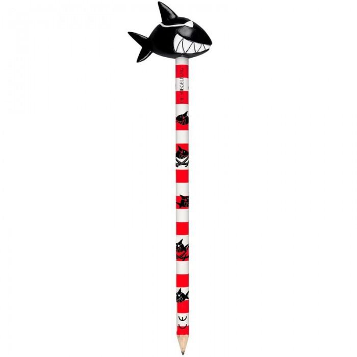 Карандаши, восковые мелки, пастель Spiegelburg Карандаш Captn Sharky постельное белье 1 5 спальное spiegelburg captn sharky 93733