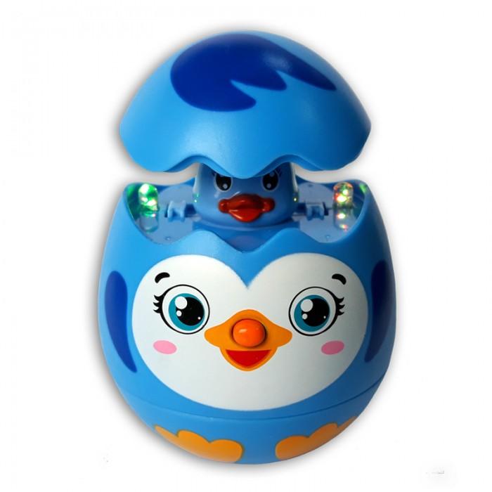 Электронные игрушки Азбукварик Яйцо-сюрприз Пингвинчик азбукварик игрушка азбукварик дудочка