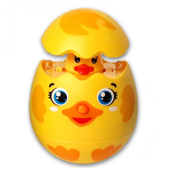 Картинка для Электронные игрушки Азбукварик Яйцо-сюрприз Утенок