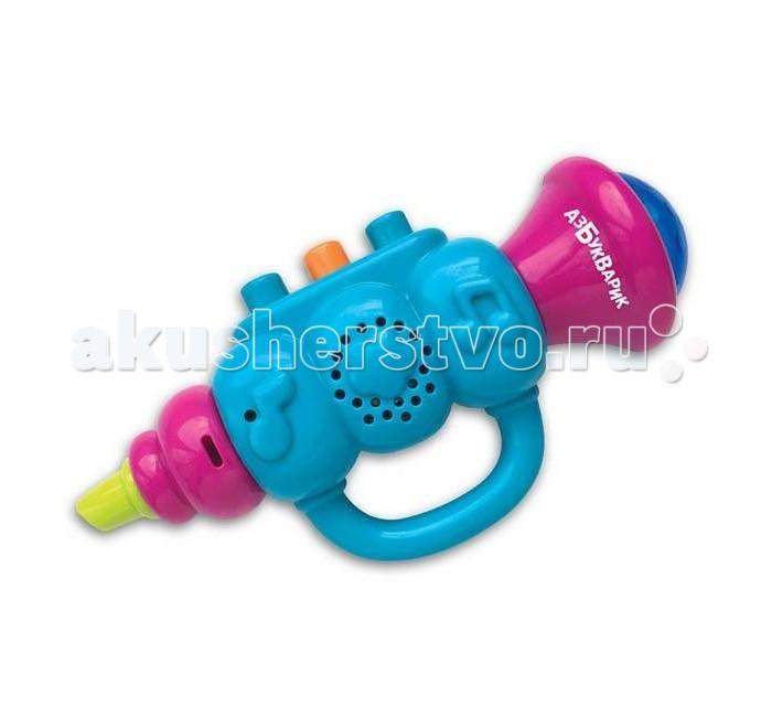 Музыкальные игрушки Азбукварик Дудочка 2183 электронные игрушки азбукварик плеер кроха божья коровка