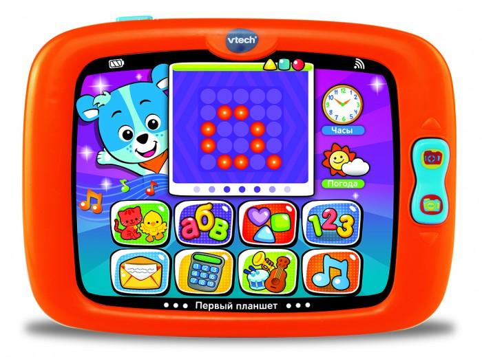 Электронные игрушки Vtech Первый планшет, Электронные игрушки - артикул:562081