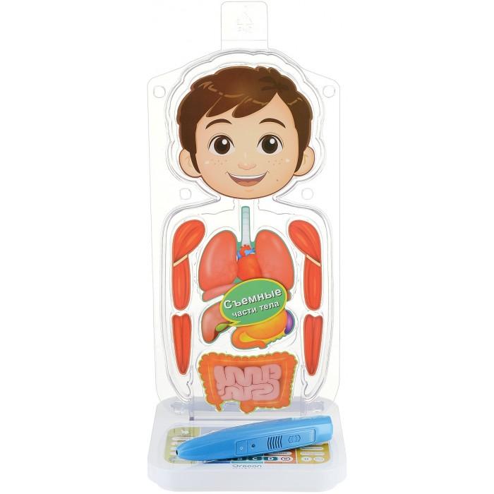 Интерактивные игрушки Oregon Scientific пособие Занимательная Анатомия, Интерактивные игрушки - артикул:562731