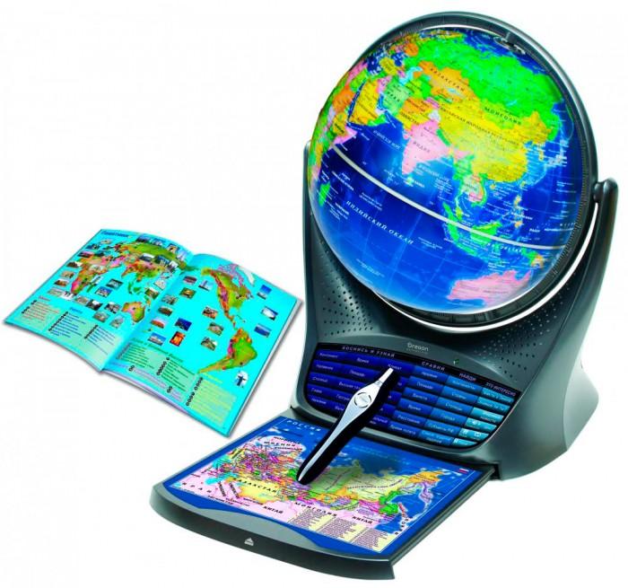 Oregon Scientific Глобус интерактивный с голосовой поддержкой