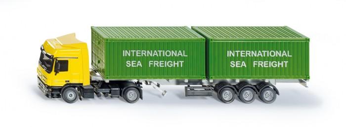 Siku Грузовик с контейнерами
