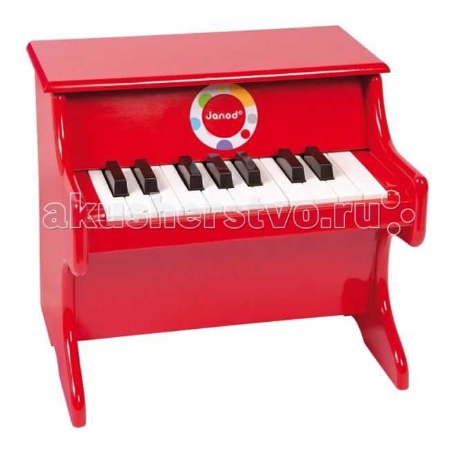 Музыкальная игрушка Janod Пианино J07622