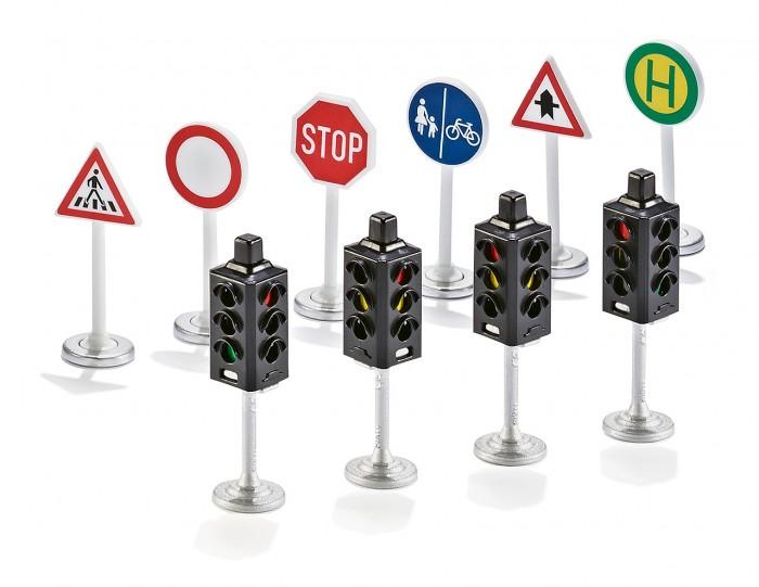 Купить Игровые наборы, Siku Набор Светофоры и дорожные знаки