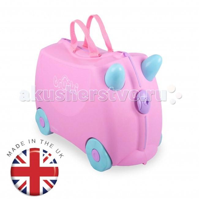 Детские чемоданы Trunki Чемодан на колесах Rosie