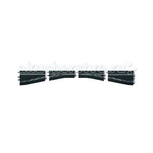 Carrera Дополнение к треку Прямая со сходящимися полосами трассы леваяДополнение к треку Прямая со сходящимися полосами трассы леваяCarrera Дополнение к треку Прямая со сходящимися полосами трассы левая - аксессуар для цифровых треков Carrera Digital 132 и Digital 124.   Комплект состоит из четырех частей, которые можно комбинировать четырьмя разными способами, чтобы составить в итоге такую трассу, которую хочется именно вам. Все они легко соединяются между собой.  Размер: 39,5 x 14 x 1 cм  Размер: 39,5 x 14 x 1 cм  Дополняйте ей базовые части треков Carrera Digital 132 и 124, скрепляйте с другими аксессуарами и делайте заезды по-настоящему интересными.   Игрушка выполнена из безопасных для здоровья сертифицированных материалов и предназначена для детей старше 8 лет.<br>