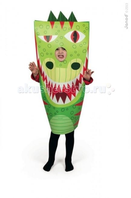 Janod Маскарадный костюм Дракон