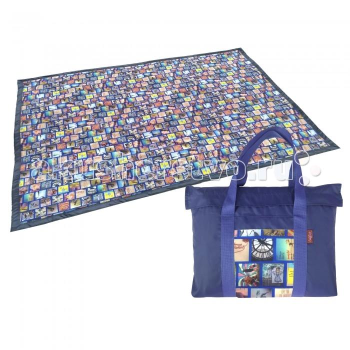 Игровые коврики OnlyCute Комплект Большой в легкой сумке История, Игровые коврики - артикул:564466