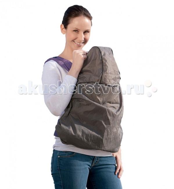 Товары для мамы , Аксессуары для сумок-кенгуру Amazonas Слинго-накидка от дождя арт: 56481 -  Аксессуары для сумок-кенгуру