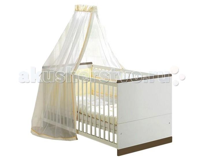 Детская кроватка Geuther FelyFelyДетская кроватка Geuther Fely - это воплощение современного и простого дизайна.  Кроватка для новорожденных и детей Fely станет надежным спутником Вашего малыша с момента рождения.   С ней Ваш малыш проведет много прекрасных часов: ночью он будет мирно дремать в радующей глаз кроватке для новорожденных, а когда подрастет – на прочной кровати для детей дошкольного возраста.   Особенности: подходит для новорожденных детей устойчивая конструкция оптимальные размеры отсутствие острых углов легко трансформируется: решетчатые бортики можно быстро снять, когда ребенок повзрослеет, и тогда колыбель превратиться в подростковую кровать балдахин и белье в комплект не входят<br>