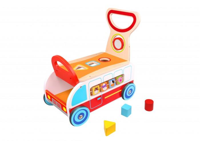Ходунки Tooky Toy Автобус