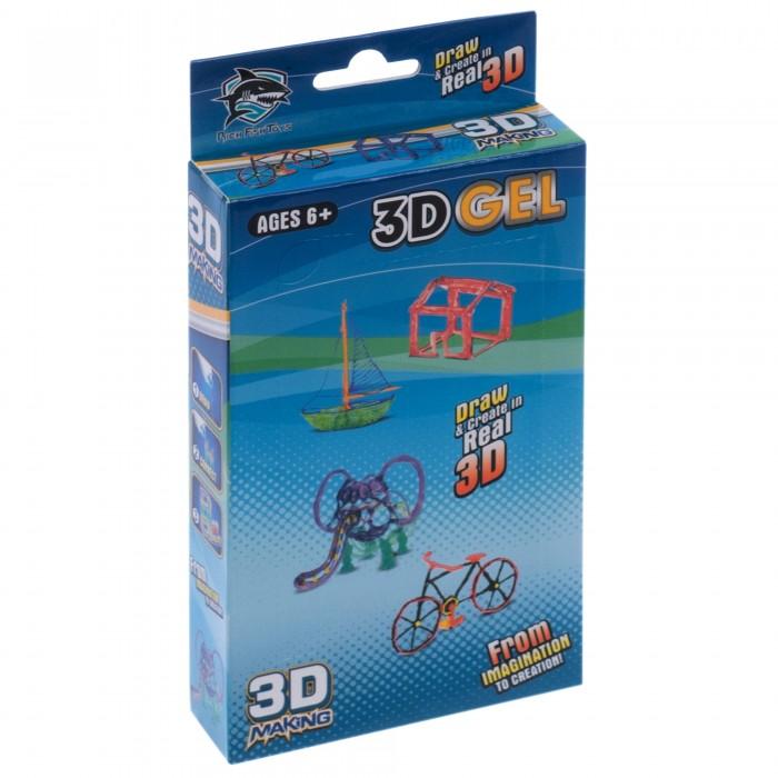 Наборы для творчества Fitfun Toys Набор картриджей с жидким полимером 2 шт. 6602A