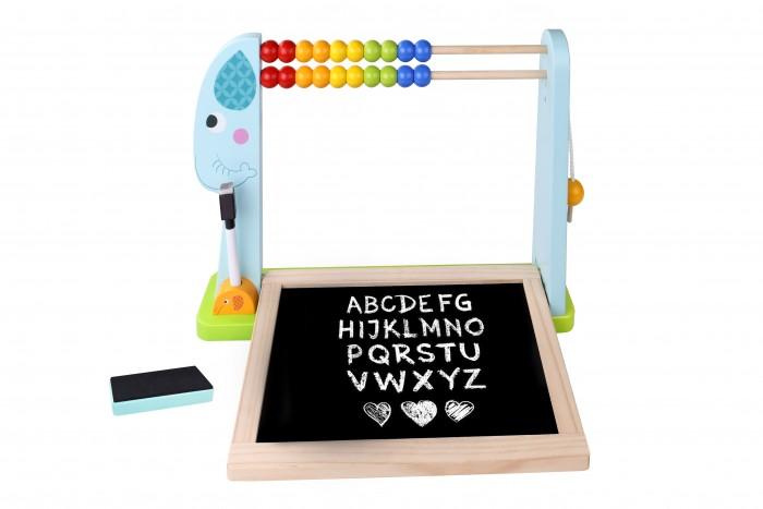 Tooky Toy Двухсторонняя магнитная доска Слоник