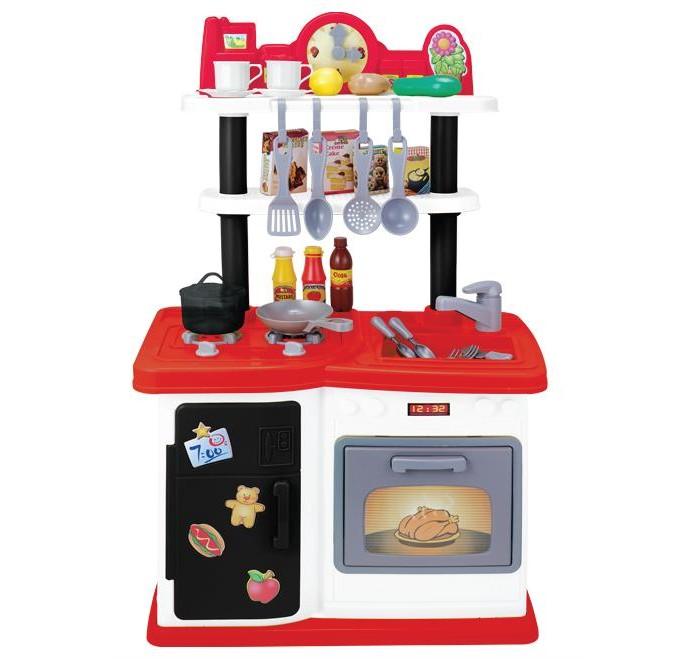 Ролевые игры Red Box Электронная кухня для девочек 21206, Ролевые игры - артикул:565281