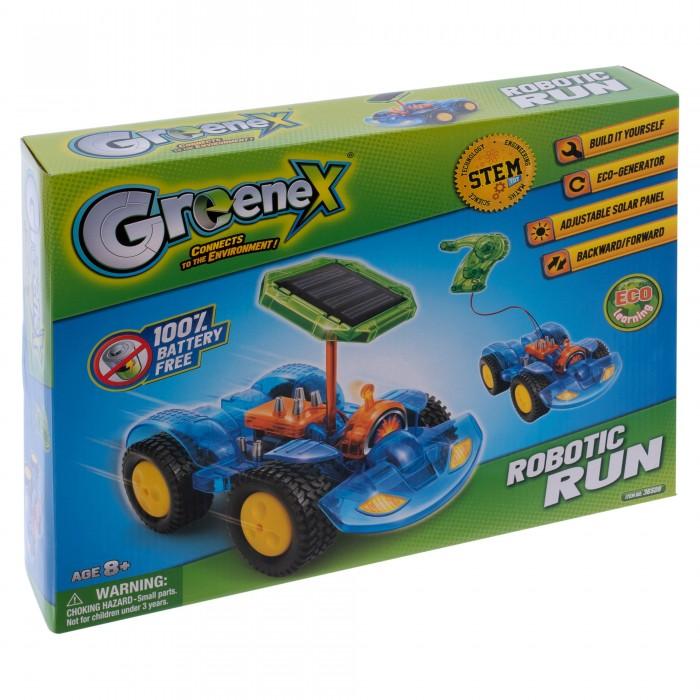 Amazing Набор научный Greenex: автомобиль на альтернативной энергии 36509 от Amazing