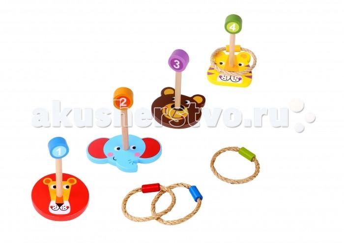 Спортивный инвентарь Tooky Toy Игра Кольца спортивный инвентарь