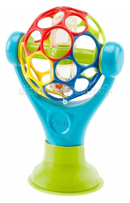 Развивающие игрушки Oball Мячик на присоске