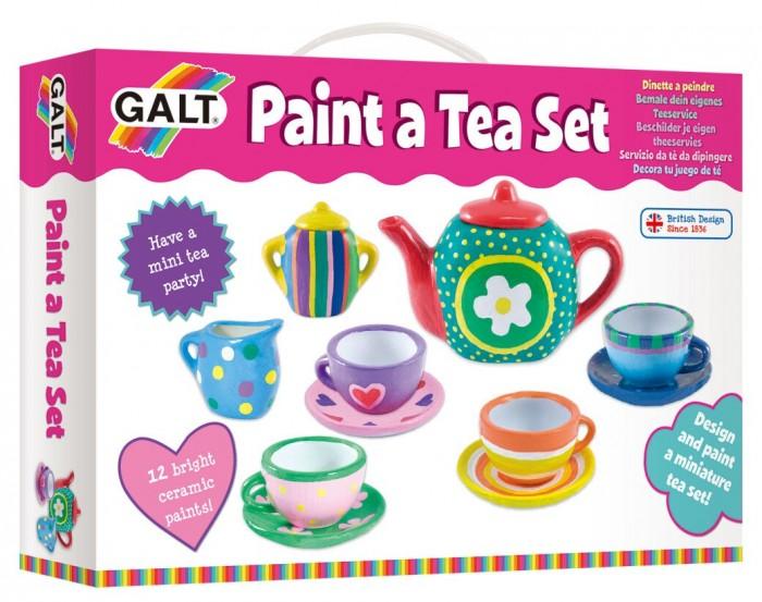 Наборы для творчества Galt Набор Чайный набор