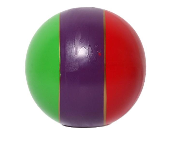 Мячики и прыгуны Русский стиль Мяч Полоса С-21ЛП 12.5 см мячики и прыгуны djeco мячик сад