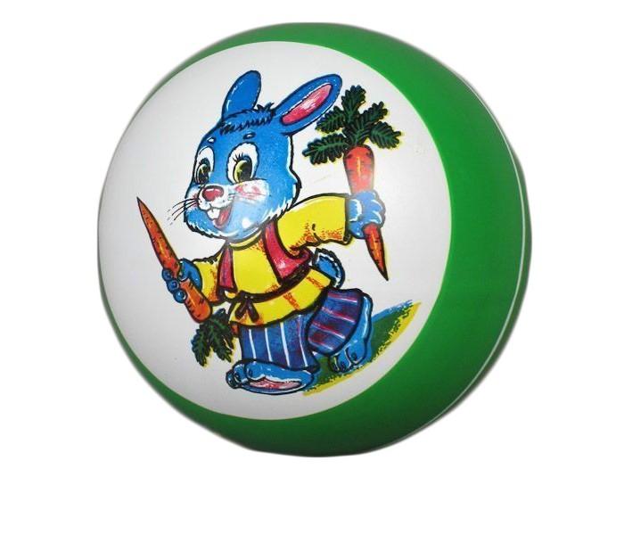 Мячики и прыгуны Русский стиль Мяч с рисунком С-76/2ЛП 20 см плитка на пол с рисунком купить