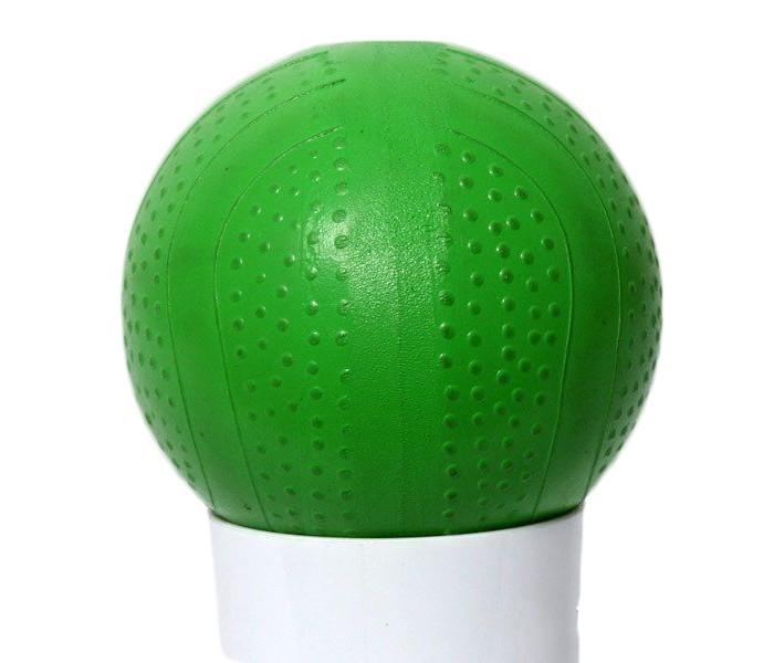 Мячики и прыгуны Русский стиль Мяч 7.5 см вышивка русский стиль бабочка с пяльцами