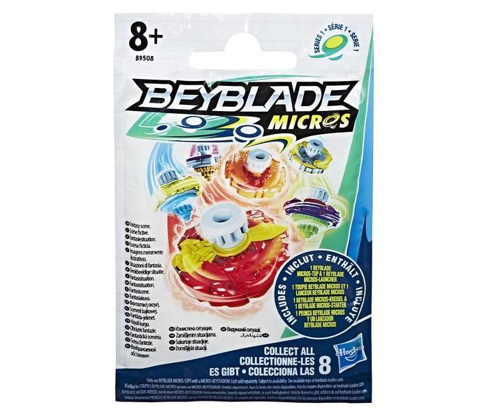 Игровые наборы BeyBlade Micros Мини-Волчок