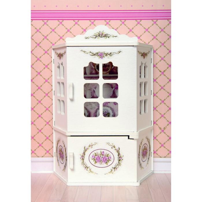 Кукольные домики и мебель ЯиГрушка Набор Столовый буфет коллекция Прованс хрен столовый каждый день 140г