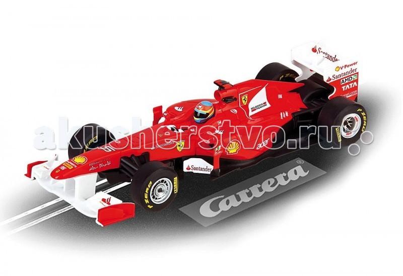 Carrera Автомобиль Ferrari 150° Fernando Alonso DIG132/124Автомобиль Ferrari 150° Fernando Alonso DIG132/124Carrera Автомобиль Ferrari 150° Fernando Alonso DIG132/124 - дополнительный автомобиль Ferrari 150° Italia Fernando Alonso, No.5 быстро завоюет Вашу симпатию.Ведь этот гоночный болид обладает превосходными техническими характеристиками, которые позволят Вам оставлять далеко позади Ваших конкурентов.  Модель является копией оригинала, которая выполнена в масштабе 1:32.  Данная машинка подходит для треков серии Digital 132/124 от фирмы Carrera.<br>