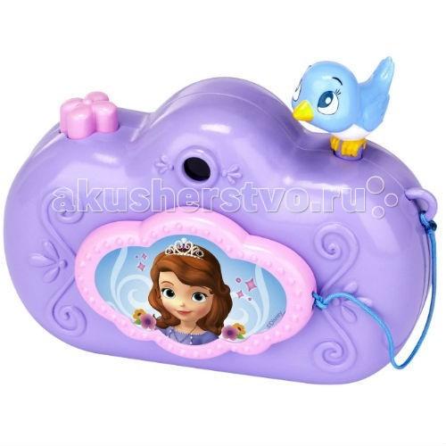 CDI Набор Принцесса Disney София Прекрасная Фотоаппарат + карточка