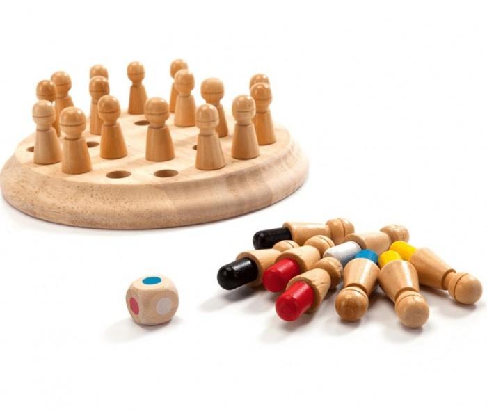 Настольные игры Bradex Шахматы детские для тренировки памяти Мнемоники