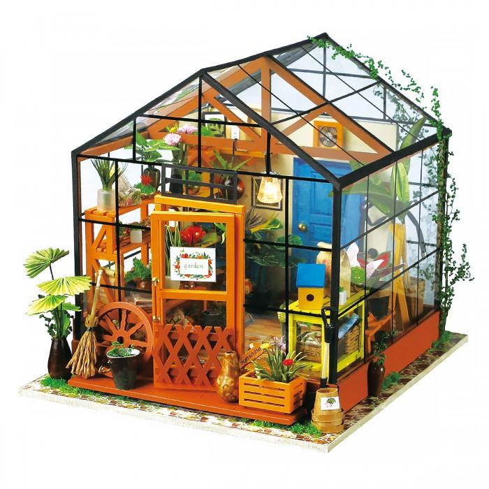 Конструкторы Diy House Интерьерный для творчества Kathys green house купить брюки house