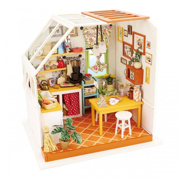 Купить Конструкторы, Конструктор Diy House Интерьерный для творчества Jason's Kitchen